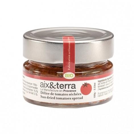 Délice de tomates séchées BIO 100 GR