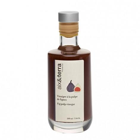 Préparation à base de vinaigre à la pulpe de figues 200ml
