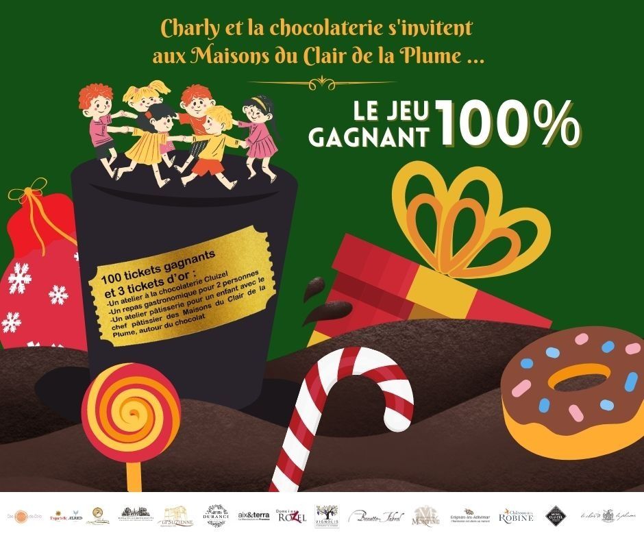 Charly et la chocolaterie